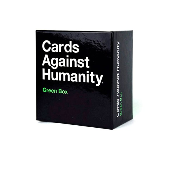 Cards Against Humanity - Green Expansion (English) (SBDK2027)