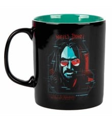 Cyberpunk 2077 Digital Ghost Mug (350ml)