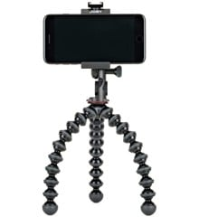 Vlogger Kit 3 Joby - Griptight Pro 2 Gorillapod & Lume Cube 2.0 Single + Saramonic  SPMIC510 DI Bundle