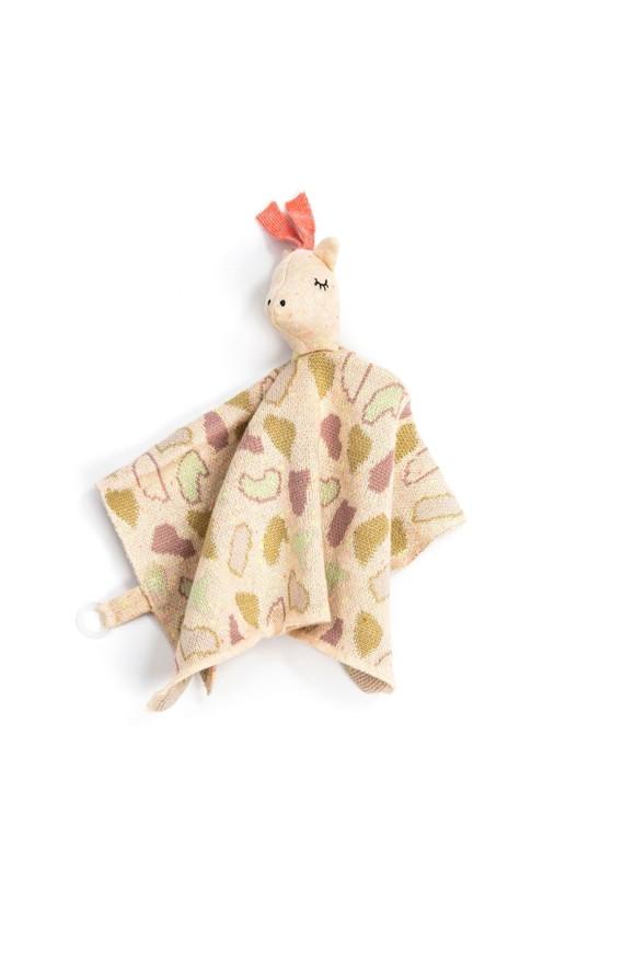 Smallstuff - Cuddling Cloth - Giraf Girl