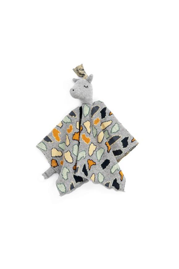 Smallstuff - Cuddling Cloth - Giraf Boy