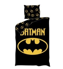Sengetøj - Voksen str. 140 x 200 cm - Batman