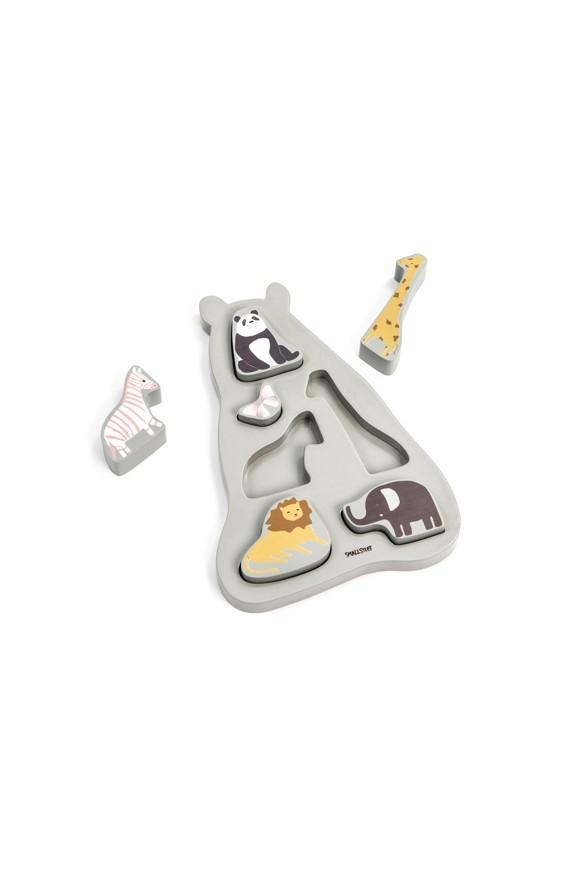 Smallstuff - Puzzle - Zoo