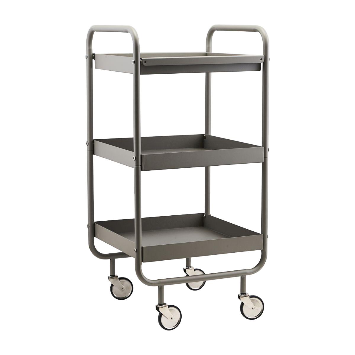 House Doctor - Roll Trolley - Grey (208580121)