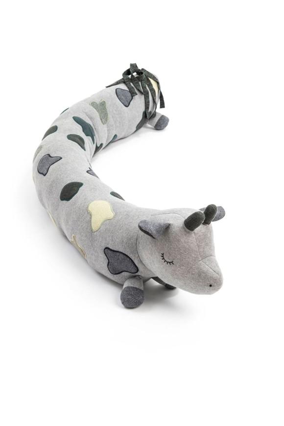 Smallstuff - Bed Animal Bumper - Giraffe Boy