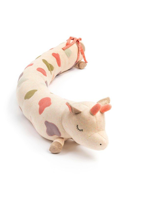 Smallstuff - Bed Animal Bumper - Giraffe Girl