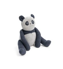 Smallstuff - Head Rests Toy Sitting Cushion - Denim Panda