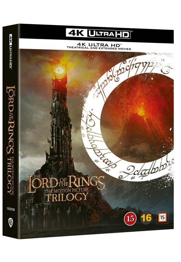 ​Lord of the rings complete 4K