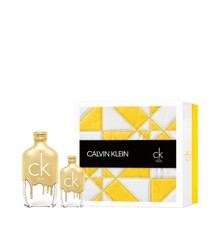 Calvin Klein - CK One Gold EDT 200 ml + EDT 50 ml - Giftset