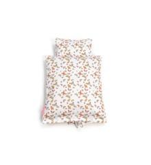 Smallstuff - Doll Bedding - Multi Butterfly