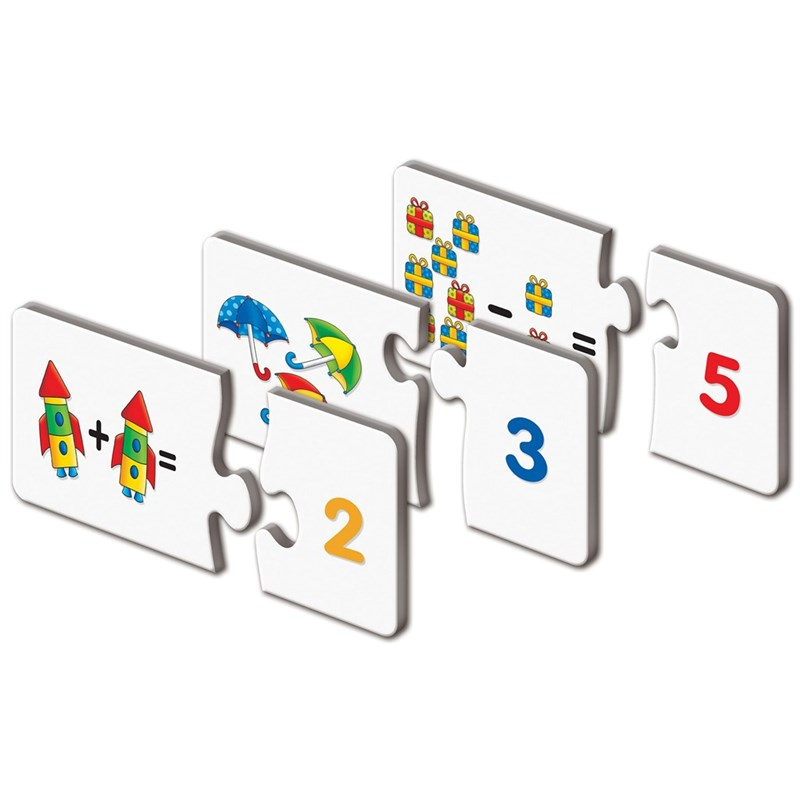 The Learning Journey - Match It - Mathematics (288528)