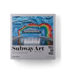 Puzzle - Subway Art (Rainbow) (PW00500)