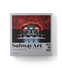 Puzzle - Subway Art (Fire) (PW00501)