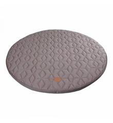 Filibabba - Play mattress - Soft quilt, Dark grey (FI-PMG004)