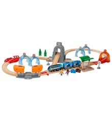 BRIO - Smart Tech Lyd action tunnel rejsesæt (33972)