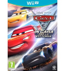 Cars 3: Driven to Win (IT) Multilingual In Game