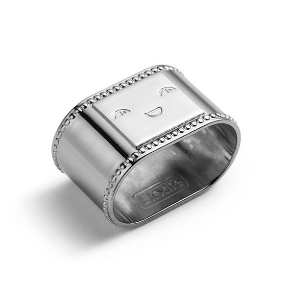 Elodie Details - Servietring - Antik Sølv