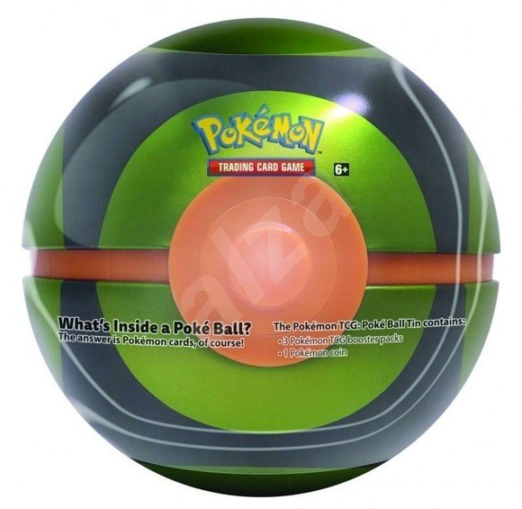Pokemon - Tin Dusk Ball Including 3 Boosters