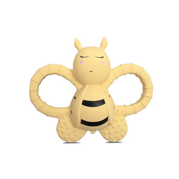 Filibabba - Bella the bee - Rubber teehting toy (FI-PT036)