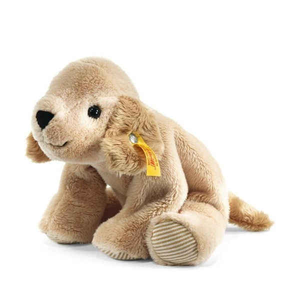Steiff - Little Floppy Lumpi Golden Retriever, beige (281297)