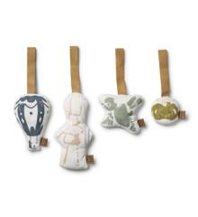 Elodie Details - House of Elodie Baby Legetøj til Aktivitetsstativ - Multi
