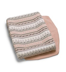 Elodie Details - Changing Pad Covers -Desert Weaves
