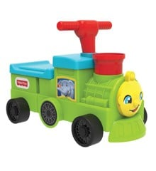 Fisher-Price - Tootin' Train Ride- On (503124-2)