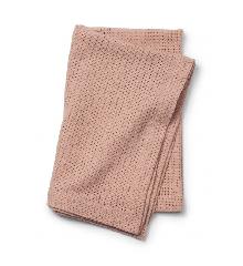 Elodie Details - Cellular Blanket - Powder Pink