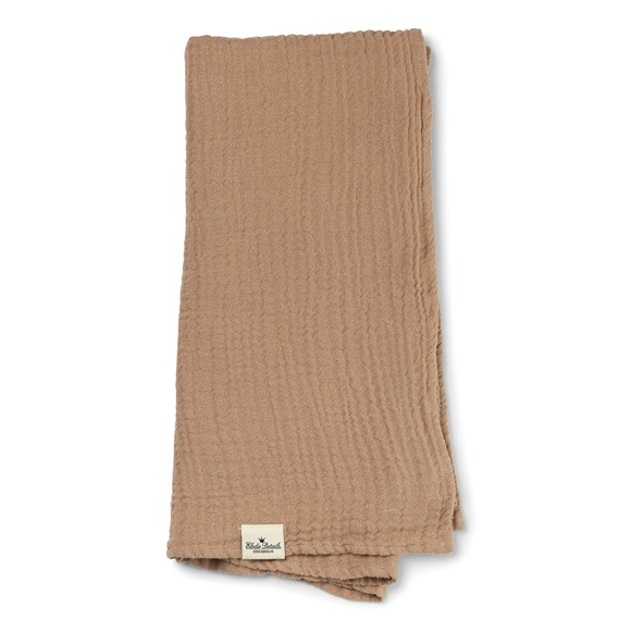 Elodie Details - Bamboo Muslin Tæppe - Faded Rose