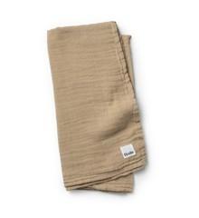 Elodie Details - Bamboo Muslin Blanket - Warm Sand