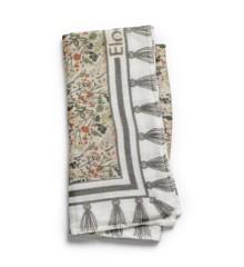 Elodie Details - Bamboo Muslin Blanket - Vintage Flower