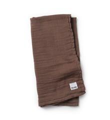 Elodie Details - Bamboo Muslin Blanket - Chocolate