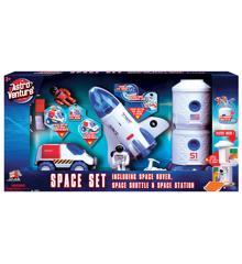 Astro Ventures - Astro Space set 3in1 (63115)