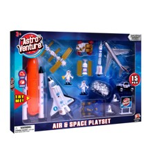 Astro Ventures - Air & Space Playset (63171)
