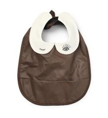 Elodie Details - Baby Hagesmæk - Faux Leather