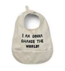 Elodie Details - Baby Bib - Change the World