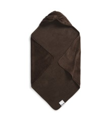 Elodie Details - Hooded BathTowel - Chocolate Bow