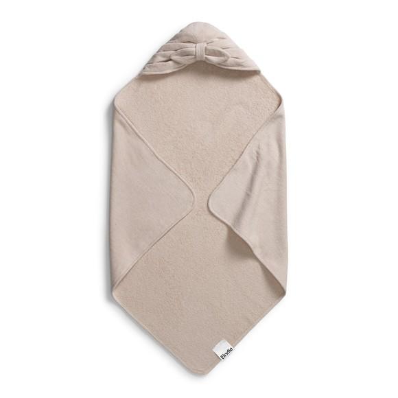 Elodie Details - Badehåndklæde m. Hætte - Powder Pink Bow