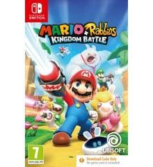 Mario + Rabbids Kingdom Battle (Code in a Box)