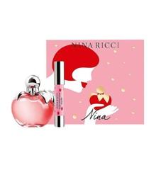 Ninna Ricci - Nina EDT 80 ml + Roll On EDT 10 ml - Giftset