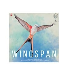 Wingspan - 2. Version (Dansk)