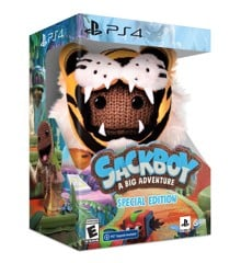 Sackboy Big Adventure - Special Edition (Nordic)