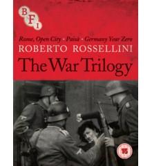 Roberto Rossellini: The War Trilogy