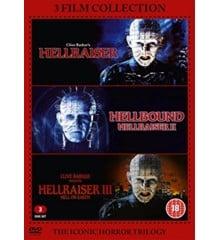 Hellraiser Trilogy (UK import)