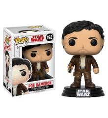 Funko Pop! Movies: Star Wars - Poe Dameron 192 (14747-PX-1VW)