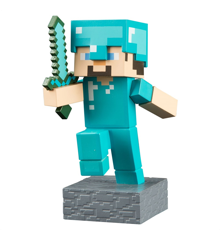Minecraft - Adventure Figure Series 1 - Diamond Steve