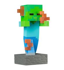 Minecraft - Adventure Figure Series 1 - Flaming Zombie