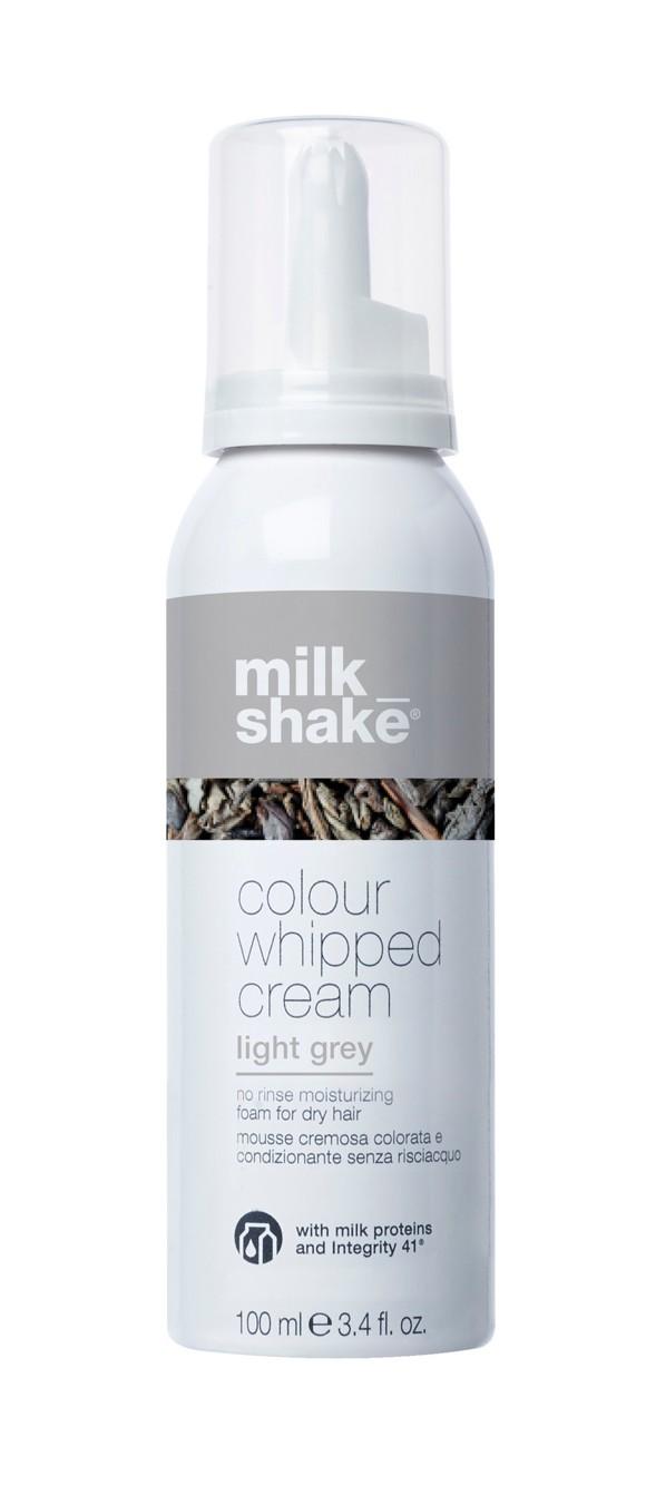 milk_shake - Colour Whipped Cream - Light Grey