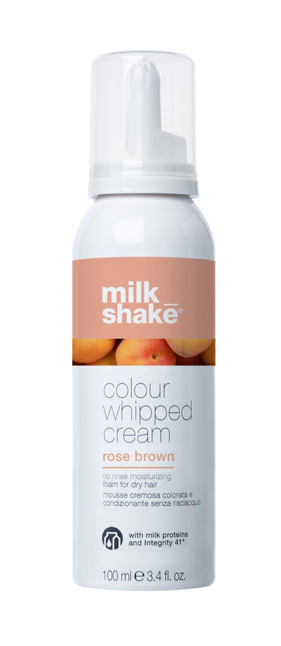 milk_shake - Colour Whipped Cream - Rose Brown