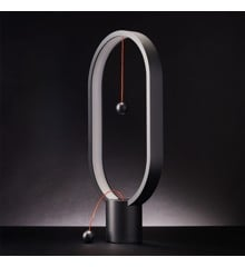 Heng Balance Lamp - Oval - Black (04931.BK)